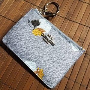 Coach ID Wallet/Coin Purse/Keychainirnnebsenhr